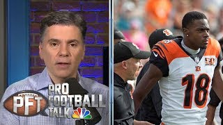 It's time for Cincinnati Bengals to trade A.J. Green | Pro Football Talk | NBC Sports