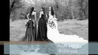 стилизованные корсетные платья ....фотосессия .....(, 2015-07-16T11:45:04.000Z)