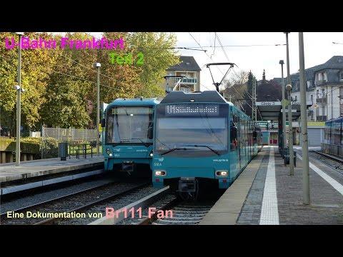 Br111 Fan: U Bahn Frankfurt Teil 2 A-Stammstrecke