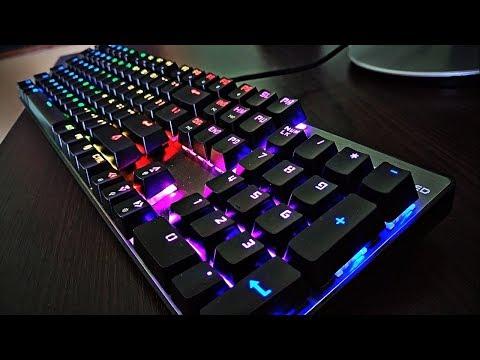 Işıklı Mışıklı Klavye