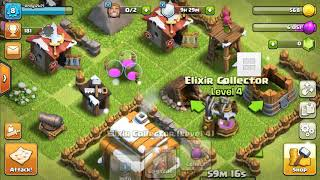 Playing Clash of Clans,Clash Royale & Shadow Fight 2