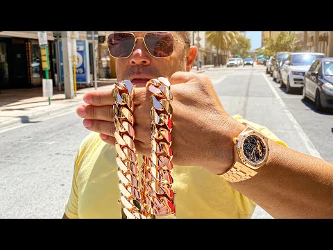 Cuban Link Chains – A Guide to the Miami Cuban Link