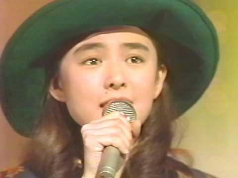 藤谷美紀 木綿のハンカチーフ 1990-11-24