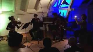 W. A. Mozart - Flute Quartett KV 298 - Live Kathrin Christians Presents