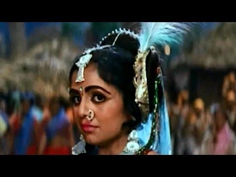Brahmarshi Viswamitra Movie || Kallu Ponginattu Video Song || NTR, Balakrishna