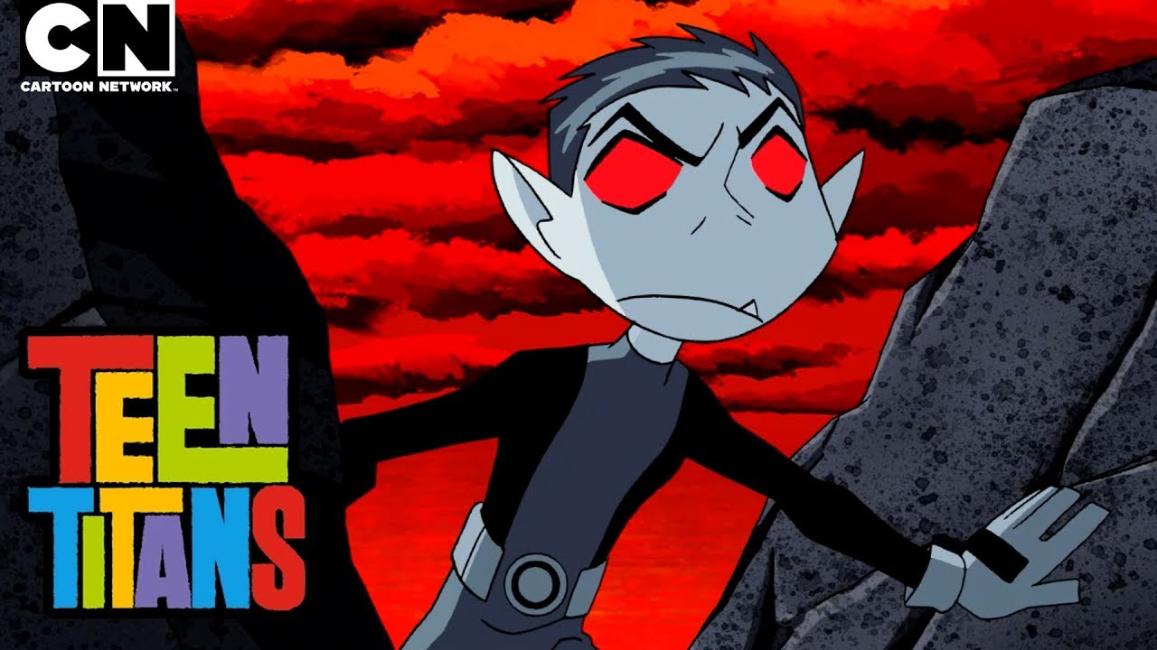 Clone Battle  Teen Titans  Cartoon Network - Youtube-7970