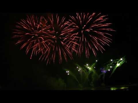 Burlington, Vermont Fourth of July 2016 Fireworks