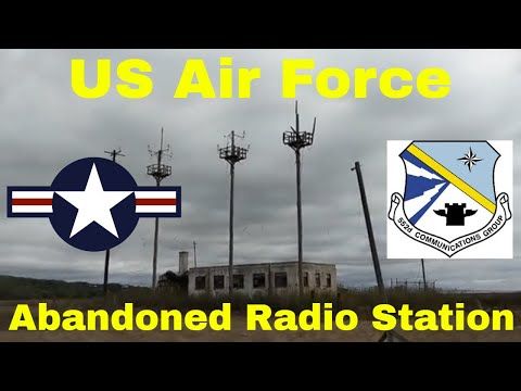 Exploring Abandoned Top Secret Cold War Military Base