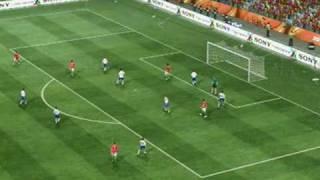 FIFA World Cup 2010 - (PS3) Portugal vs Russia (HQ)