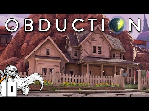 """Obduction Gameplay - """"EXTRA LONG PUZZLE GOODNESS!!!"""" Ep10 - Let's Play Walkthrough"""