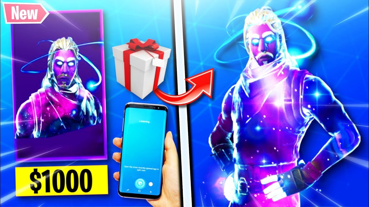 New 900 galaxy skin how to get galaxy skin free unlock fortnite android exclusive galaxy - Fortnite galaxy skin free ...