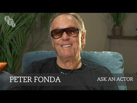 Ask an actor: Peter Fonda | BFI