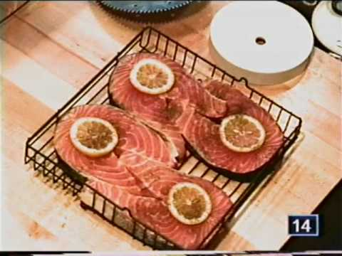Ronco Showtime Rotisserie Video Instructions