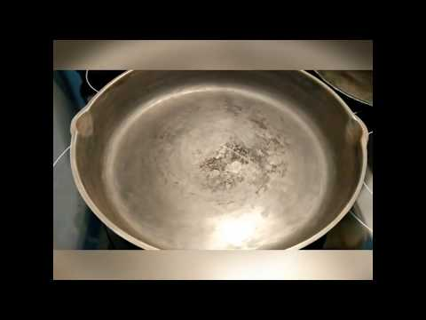 How NOT to Straighten A Warped Cast Iron Pan – Lesson Learned!!