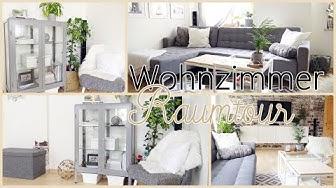 Wohnzimmer einrichten mit Ikea & Organisation I Unser Wohnzimmer I Alenas Momlife