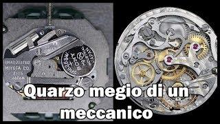 Gli orologi al quarzo sono migliori dei manuali o automatici ?