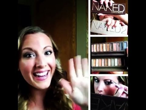 Get Ready With Me ::  Night Out *Urban Decay Naked Palette* MakeUp Tutorial