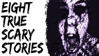 I Worked With A Psychotic Killer  | 8 True Creepy Let's Not Meet Stories | Nightmare Fuel thumbnail
