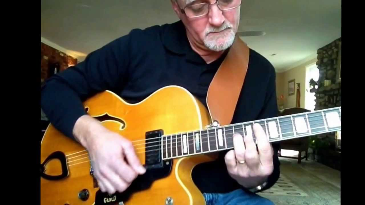 roby pantall jazz guitar all the things you are youtube. Black Bedroom Furniture Sets. Home Design Ideas