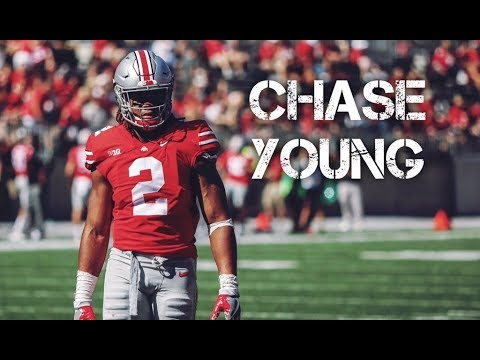 Chase Young || Ohio State Highlight MIx