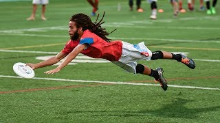 Best Plays: 2017 AUDL Regular Season