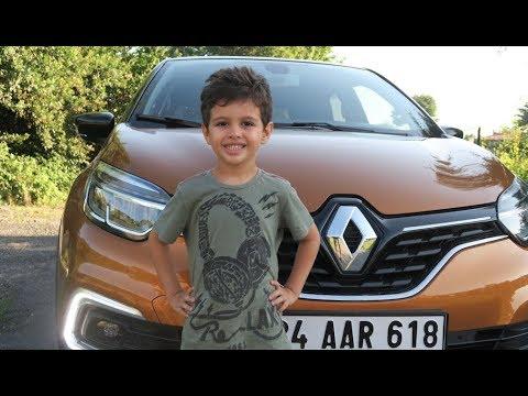 Renault Captur 2017 Baba Oğul Test