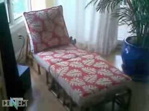 Nancy S Custom Upholstery Virginia Beach Va Youtube