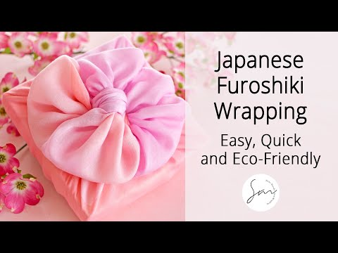 simple-&-elegant-fabric-gift-wrapping-for-mother's-day