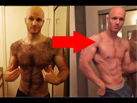 Hairiest Bodybuilder in the World - Unbelievable Transformation