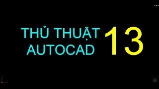 Thủ thuật AutoCad 13 - Không phải Block, không phải Group, không phải Polyline? Thì là gì?