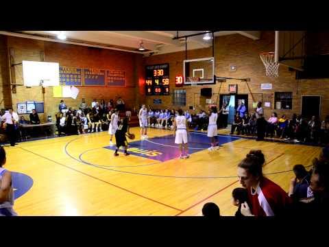 4 | Girls | The Mary Louis Academy ( Queens ) Vs Nazareth Regional High School ( Brooklyn )