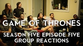 Game of Thrones - Kill the Boy - Group Reaction