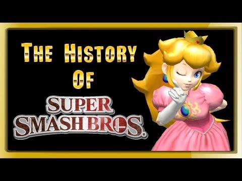 The History of Super Smash Bros. - (retrospective)