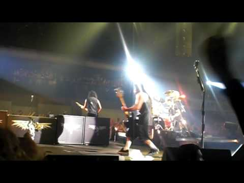 Metallica - Die, Die My Darling & Motorbreath . Live Copenhagen - Forum 20-07-2009