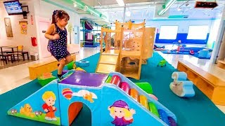 Kids Games and Fun at Indoor Playground - ZMTW