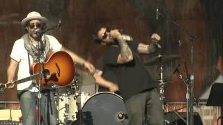 Franky Perez & The Forest Rangers - Slip Kid (Live at Hardly Strictly Bluegrass Festival 2013)