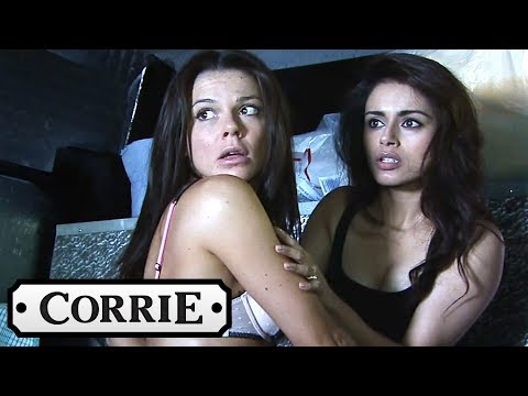 Kate and Rana Are Caught in the Act! - Coronation Street