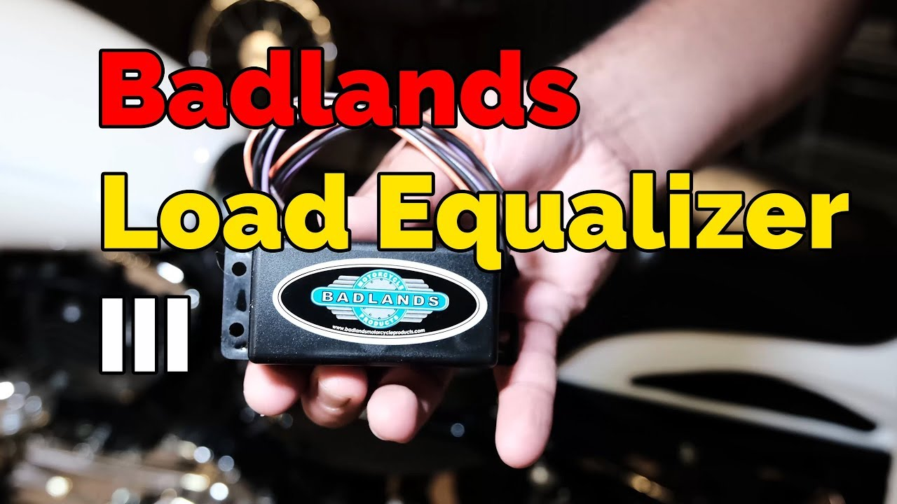 badlands 1995 harley turn signal wiring diagram badlands load equalizer iii for hd sportster installation   review  load equalizer iii for hd sportster