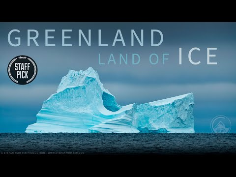 GREENLAND - LAND OF ICE 4K
