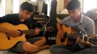 Hạnh phúc xuân ngời (Noo Phước Thịnh) - Test guitar