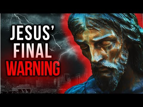 JESUS' FINAL WARNING To The WORLD Before HE COMES AGAIN! - You Can't Afford To Miss This One!! from YouTube · Duration:  21 minutes 46 seconds