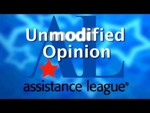Assistance League 2016