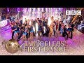The Celebs' First Dance - BBC Strictly 2018
