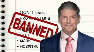 WWE Banned List - Why You Can't Say These 23 Terms