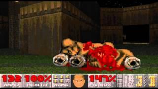Master levels for Doom II - Nessus - UV