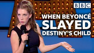 Katherine Ryan thinks Beyoncé is Queen Bee | Live At The Apollo - BBC