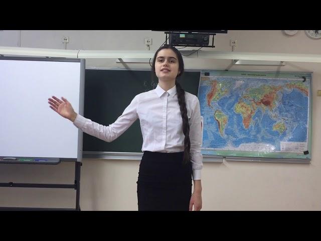 Изображение предпросмотра прочтения – ДарьяСтарцева читает произведение «Родина» К.М.Симонова