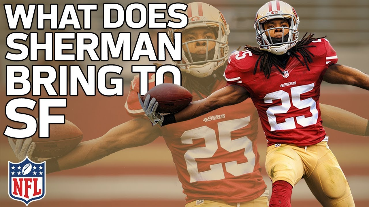 What Richard Sherman Will Bring to the 49ers Defense | Film Review | NFL Highlights #1