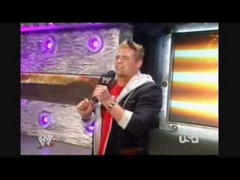 The Miz's First RAW Appearance