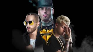 Download Noriel, Yandel, Nicky Jam - Desperté Sin Ti Mp3 and Videos